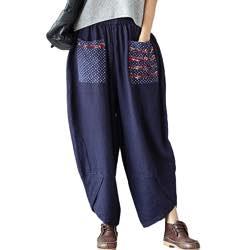 Pantalones vintage mujer