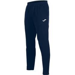 Joma Nilo - Pantalones largos para hombre clásico vintage cremallera pierna lateral cintura elástica