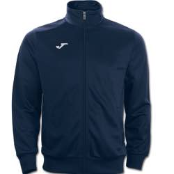 JOMA clásico chaqueta chándal color azul marino