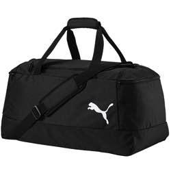 PUMA Pro Training II Medium Sporttasche Schwarz . Bolsa deporte puma retro vintage negra grande barata mejor precio amazon