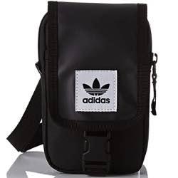 adidas Map Bag, Bolso bandolera Unisex Adulto, 24x15x45 cm (W x H x L)