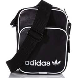 adidas Mini Bag Vintage - Bolso bandolera Unisex adulto retro