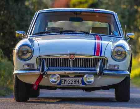 faro antiniebla clásico vintage auto