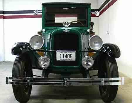 foco adicional coche clásico vintage