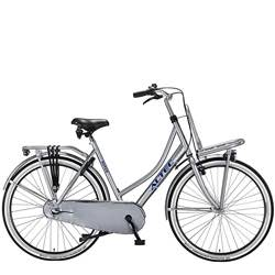 Bicicleta vintage plata shimano