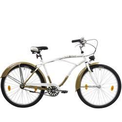 Bici retro easy rider blanco